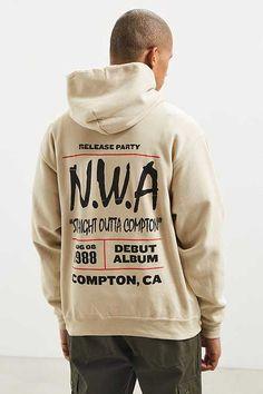 N.W.A. Hoodie Sweatshirt