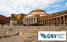 #naples #napoli - view and details of #piazzaplebiscito from an original point of view     http://www.gnv.it/it/destinazioni-traghetti/napoli-campania.html