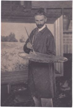 Portraits of Arthur Wesley Dow by Herbert Arthur Hess
