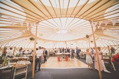 Image result for wedding in yurt