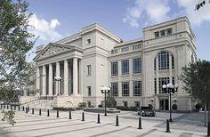 Nashville Buildings | Contemporary Neoclassical (1990-present)