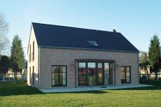 Nouvelle construction • classique • rustique • Photo: www.thomas-piron.eu