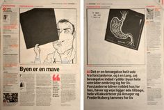 Silver medal goes to Politiken in the News Design/A-sections category. @snd @snd34