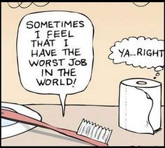 A little dental humour to make you smile today :)