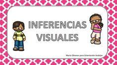 Actividades para trabajar las inferencias visuales -Orientacion Andujar