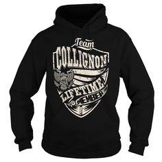 (Tshirt Cool T-Shirt) Last Name Surname Tshirts Team COLLIGNON Lifetime Member Eagle Discount 10% Hoodies, Funny Tee Shirts