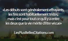 Citation : Le Mystère de la vie | Les Plus Belles Citations: Collection des citations d'amour, citations de la vie et Belles Phrases