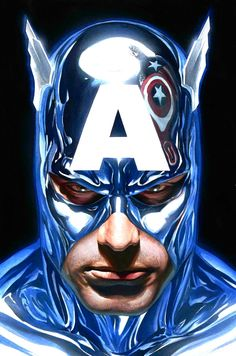 Captain America - Alex Ross