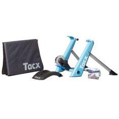 Home Trainer, Bisiklet Antrenman Aleti Bisiklet - Blue Motion Pro Pack Home trainer TACX - Bisiklet Aksesuarları