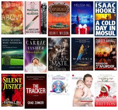 9 FREE And 6 Bargain Books For December 5 From OHFB:        http://ohfb.com/category/featured/?date=20151205