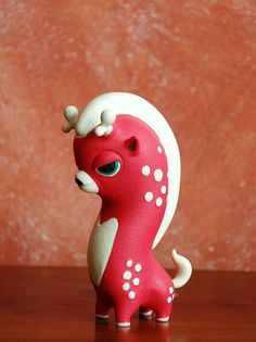 3d printed Wippo Toy by Teodoru Badiu