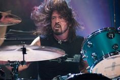 It's rare for Austin City Limits to feature a band that has played only a few live shows together. But when that band is a supergroup made up of some of rock's finest musicians, it … Danny Carey, Foo Fighters Dave Grohl, Running Music, Austin City Limits, Never Grow Old, How To Play Drums, Robert Plant, Cool Bands