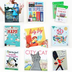 9 Favorite Travel Books for Children | Avery and Augustine