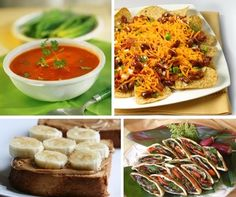 """14 Quick vegetarian recipes. I definitely want to try the """"Savory Apples and Onions"""""""