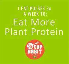 I Eat Pulses 3x a Week to Eat More Plant Protein