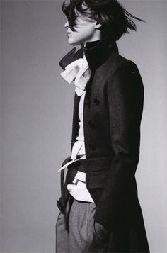 Dior Homme 06/07 photographed by Craig McDean for Arena Homme+, June 2006
