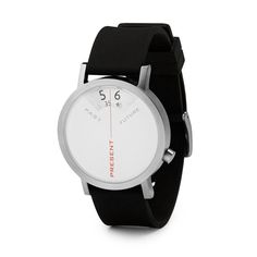 Daniel Will-Harris Past Present Future Watches, Only Shows Present Time, Live In The Moment, Seize The Moment,...