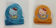 sanrio paper clip vintage my melody ,hello kitty,little twin stars-made in Japan by TownOfMemories on Etsy