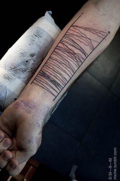 Weird but cool tattoo
