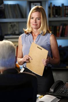 Elisabeth Shue as Julie Finlay CSI