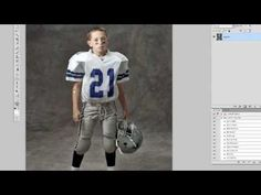 A quick trick to extend the background on an image in Photoshop. For more tutorials - check out http://www.photoeducationonline.com