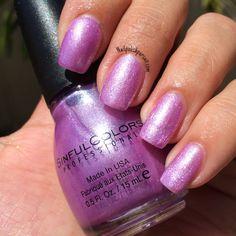 Purple Diamond by SinfulColors Professional | Nailpolishpursuit.com