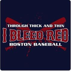 If you're a true Chowdahead you support the Sox no matter what. Through the good times and the bad, Boston fans have been the most passionate in all of baseball. If you bleed red you need this tee! Boston Baseball, Red Sox Baseball, Baseball Socks, Boston Sports, Baseball Mom, Boston Red Sox, Baseball Stuff, Boston Bruins, Red Sox Nation