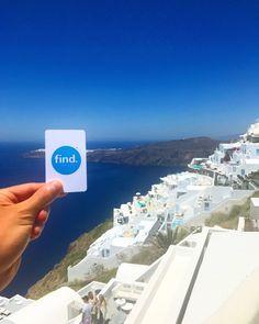 Exchange arrived to Travel Money, Travel Cards, Santorini, Around The Worlds, Travel Maps, Santorini Caldera
