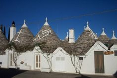 The trulli of Alberobello - World Heritage Site - Pictures, info and travel reports