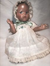 Vintage Vogue Ginny Sunshine Baby, 1930 to 1940's composition