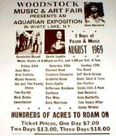 Woodstock ....