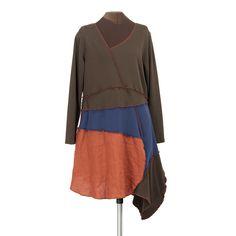 Slant Six Dress  by Secret Lentil