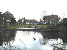 Photo of A picture of Ash Vale, by David H. Nash - Pictures of England Royalty Free Stock Photos