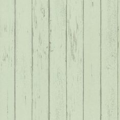 Weathered Wood Plank Mint Wallpaper - i think i almost would do this...?