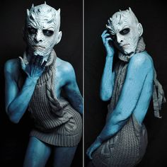 Night King by Night King, Tgirls, Game Of Thrones, Joker, Cosplay, Memes, Funny, Fictional Characters, Instagram
