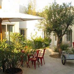 Résidence de charme à l'Ile de Ré - Location Ars en Ré - Le Senechal, hôtel de charme et résidences Ars en Ré