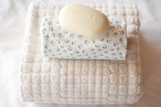Sunrise Bliss organic cotton t-shirt hair towels are a must-have for your diy spa days.  Wake up with Sunrise Bliss
