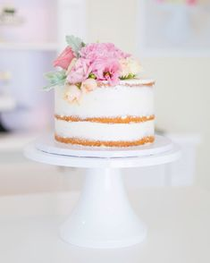Custom Gourmet Buttercream Cakes and Cupcakes along with Mini Desserts, Iced Sugar and Gourmet Cookies, Cake Pops, Pies and more. Wedding Cake Rustic, Elegant Wedding Cakes, Cool Wedding Cakes, 90th Birthday Cakes, 4th Birthday, Beautiful Cakes, Amazing Cakes, Dessert Stand, Cute Desserts