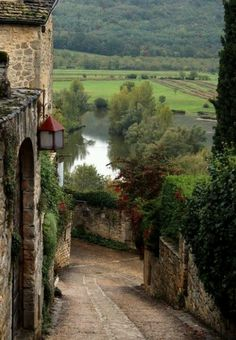 French country side, can't you see yourself there?!