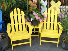 How To Paint Outdoor Wooden Furniture