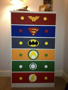 Super drawers