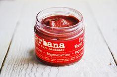 Face Wash Scrub Radiant Skin, Organic, Wild Cherry, Rejuvenation, Glowing Skin, Organic Exfoliate, Sparkle Skin, Organic Scrub, Gift for Her by HerbanaCosmetics on Etsy https://www.etsy.com/listing/257466331/face-wash-scrub-radiant-skin-organic