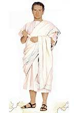 how to make an authentic roman toga