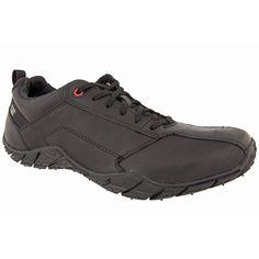 Ανδρικά παπούτσια CATERPILLAR σε μαύρο χρώμα δερμάτινα με στιβαρή αντιολισθητική σόλα και εξαιρετική αίσθηση άνεσης Caterpillar Shoes, Hiking Boots, Fashion, Moda, Cat Shoes, La Mode, Fasion, Fashion Models, Trendy Fashion