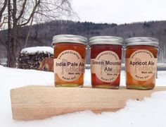 What Ales Ya? Beer Jelly by Potlicker Kitchen