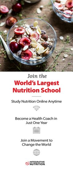 Learn how you can earn an Integrative Nutrition Health Coach certificate online, from anywhe… in 2020 Health And Nutrition, Health And Wellness, Health Fitness, Nutrition Classes, Healthy Snacks, Healthy Eating, Healthy Recipes, Crockpot Recipes, Health Coach