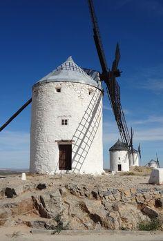 Castilla-La Mancha, Spain, photo by H.Nakanishi