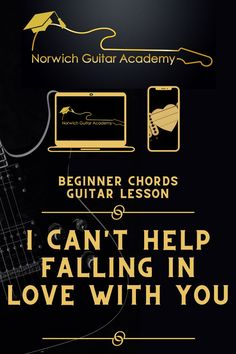 A good way to practice this song and to help you with your ear training, is to take your time playing along with the track in half speed on youtube, I Can't Help Falling In Love With You (click the cog on the video player and click speed, 0.5.) #guitarchord #beginnerguitarsongs #beginnerguitar