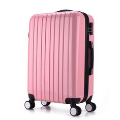13 Colors 1 Piece ABS Wear-resistant Upright Travel Trolley Rolling Luggage Suitcase 20 inch Spinner 4 Wheels malas de viagem