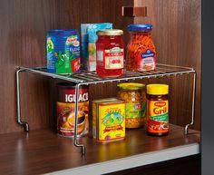 Organizador componivel - Praticidade e organização em seus armários! - Cozinha / Organizadores de Armários